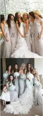 top 25 best silver bridesmaid gowns ideas on pinterest silver