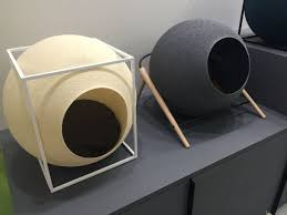 modern cat cozy cat bed designs for modern pets that deserve the attention