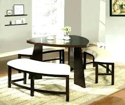 Round Dining Table Set For 4 With Leaf Room Piece Kitchen Seater Olx Fu