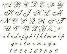 Alphabet Fabric Roundup