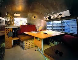 Paul Welscheyer Airstream Interior