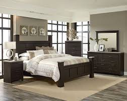 Stonehill Dark Bedroom Set Traditional Columbus by American