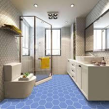 verdicken bad küche nicht slip boden fliesen aufkleber selbst klebe tapete wasserdichte schlafzimmer wohnzimmer vinyl boden aufkleber