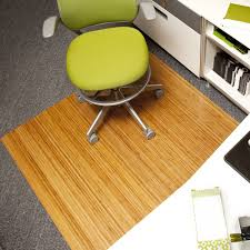 Desk Chair Mat For Carpet by Amazon Com Anji Mountain Amb24012 Bamboo Roll Up Chairmat Without