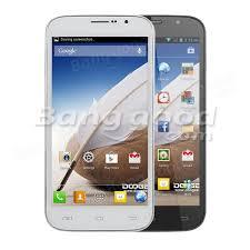 DOOGEE BIGBOY DG600 6 inch MTK6572W 1 3GHz Dual core Smartphone