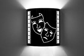 various home theater sconce wall lighting cinema