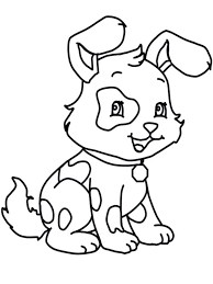 Free Coloring Pages Dogs Dog House And Cats Of To Print