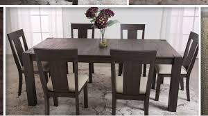 Bobs Furniture Kitchen Sets by Dare To Compare My Summit Dining Table And Chairs Set Youtube
