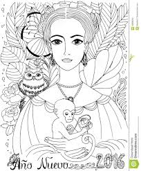 Royalty Free Vector Download Coloring Book For Adult