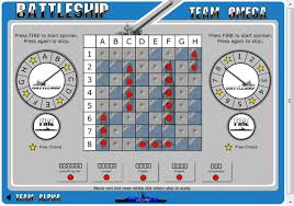 Battleship Game For The SMARTBoard