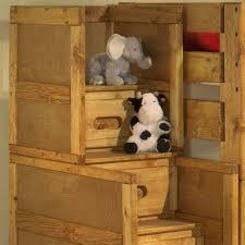 Trendwood Bunk Beds by Trendwood Wrangler Bunk Bed Intersafe