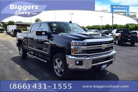 New 2018 Chevrolet Silverado 2500HD LTZ 4D Crew Cab Near Schaumburg ...
