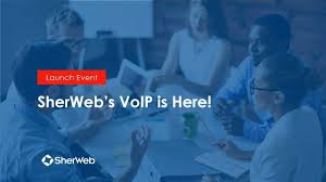 SherWeb's VoIP Is Here! - YouTube