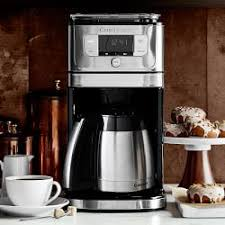 Cuisinart Next Generation 10 Cup Thermal Burr Grind Brew Coffee Maker