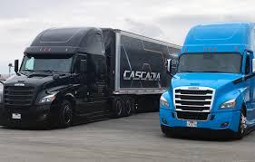 100 Bb Trucking Semiautonomous Freightliner Cascadia Recognized By Tech Pub