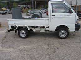 Kia Left Hand Drive Mini Truck Spotted | Japanese Mini Truck Forum