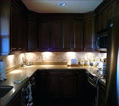 puck lights in kitchen 120v cabinet led puck lights