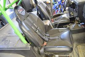 Take Your Seats: Installing Mastercraft Seats On Project Redneck
