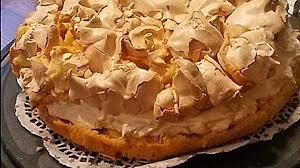 mandarinen baiser torte