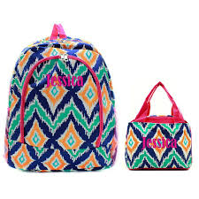 Matching Ikat Pink Navy Mint Personalized Kids Backpack & Lunch ... 21 Best Bpacks I Love Images On Pinterest Owl Bpack 19 Back To School With Texas Fashion Spot 37 For My Littles Cool Kids Clothes Punctuate Find Offers Online And Compare Prices At Storemeister Globetrotting Mommy Coolest For To Best First Toddler Preschoolers Little Kids Pottery Barn Mackenzie Aqua Mermaid Large Bpack Ebay 57917 New Pink And Gray Owls Print Racing Car Cath Kidston Kleine Kereltjes Gif Of The Day Shaggy Head Sleeping Bag Shop 3piece Quilt Set Get Free Delivery
