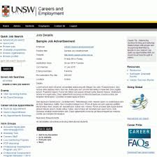 Resume Captivating Unsw Careers Sample About Cover Letter Sheet