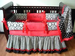 Pink Crib Bedding by Black And Pink Crib Bedding Baby Zebra Sets Print U2013 Badania