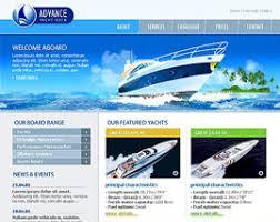 Travel Web Site Design