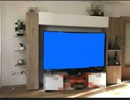wohnwand hochglanz wohnzimmer wand tv wand möbel tv wand