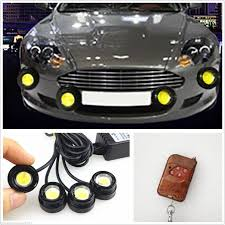 4in1 Eagle Eye White LED 12v Car SUV Strobe Lights Fog Lamps Remote ... Flashing Led Lights For Trucks And 4 Inch Round Strobe Whosale Remote Controlled Led Light Kit 3 Lamps 120 4pc 120w 4led Red Hideaway Set Xprite Buy 4x4 Watt Super Bright Hide Away12v Auto At 1 Car Emergency Warning Bars Deck Neewer 600w Battery Powered Outdoor Studio Flash Lighting 4in1 Eagle Eye White 12v Suv Fog 2016 Ford F150 Adds Builtin For Fleet Vehicles Lp3 Streamline Low Profile Federal Signal Strobe Kits 600 Lights And 30 Similar Items Truck Lamp