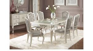 Sofia Vergara Paris Silver 5 Pc Dining Room Sofia Imaestri Marseille Transitional Upholstered Seat And Back Ding Side Chair By Steve Silver At Wayside Fniture Shollyn Uph 4cn Colette Velvet Violet Grey Silver Ding Room Hollywood Homes Elegant Exquisite Workmanship Series Room Round Tabelegant Table And Chairsbf0104009 Buy Setantique 25 Gray Ideas Bella 5piece Kitchen Set Silverlight Grey Chairs New Fascating Black Sets Vergara Paris 5 Pc 1958 Glam Elegance Del Sol Home Bevelle 18 Inch Leaf