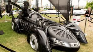 Batman needed a Batmobile Home Depot was there to help