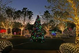 11 Places To See Christmas Lights In Tampa Bay