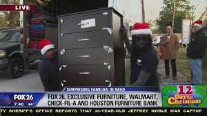 Helping families in Houston Day 3 of the 12 Days of Christmas