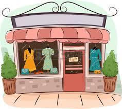Dress Clipart Shop 2