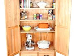 Kitchen Pantry Cabinet Freestanding Standing Kitchen Cabinets And