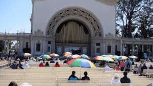 Balboa Park Halloween by Spreckels Organ Pavilion San Diego California At Balboa Park Youtube