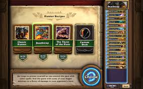 malygos rogue deck hearthstone patch 4 2 coming this month get brewing with deck recipes news