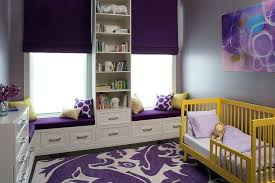 Grey And Purple Living Room Curtains by Yellow Purple Bedroom U2013 Iner Co
