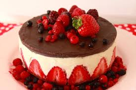 Strawberry Chocolate Cheesecake Vegan e Green Planet e Green Planet