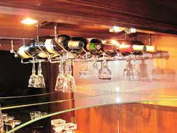 Under Cabinet Stemware Rack by Under Cabinet Wine Rack For The Glass Wood U2014 Wow Pictures