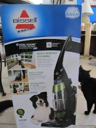 bissell total floors pet bagless upright vacuum review vacuums