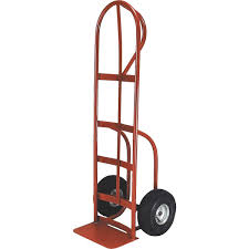 Milwaukee Hand Trucks Milwaukee P-Handle Hand Truck With Stair ...