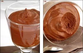 herv cuisine mousse au chocolat alter gusto mousse de chocolat 2 ingrédients 5 minutes de