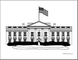 Pin White House Clipart Color 8