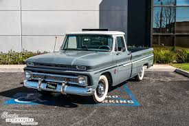 100 C10 Chevy Truck 1964 Keep On In