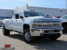100 Chevy Work Truck 2019 Silverado 3500HD 4X4 For Sale In Ada OK