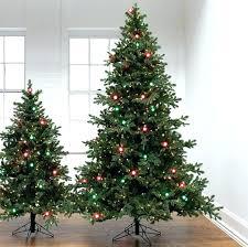 Ft Pre Lit Christmas Tree Hob Lob Plush Rotating Stand Hobby Lobby 9 5 Or Red