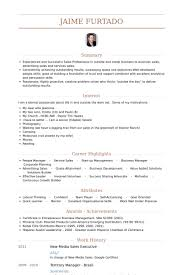 Jewelry Sales Resume Examples Executive Samples VisualCV Database