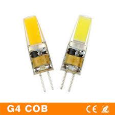aliexpress buy 1pcs bright led g4 dc ac 12v 6w 9w cob