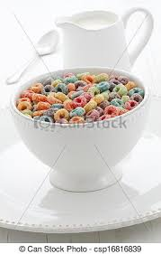 Delicious Kids Cereal Fruit Loops